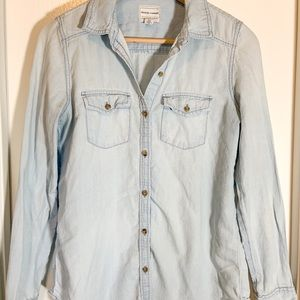 Melrose and Market Chambray Shirt